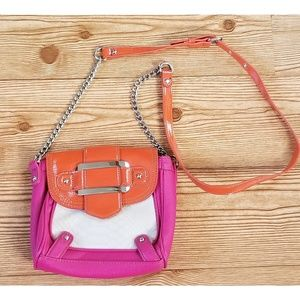 ○ nine west mini crossbody bag ○